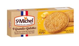 St.Michel海鹽奶油餅