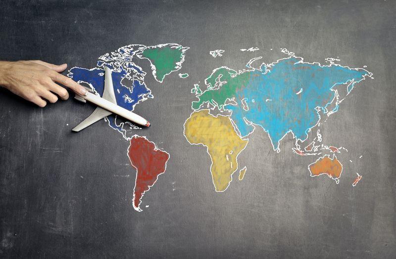 國際交易市場