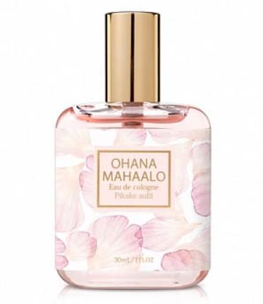 OHANA MAHAALO 愛戀茉莉輕香水