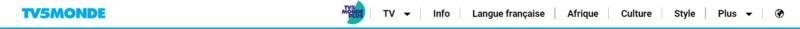 TV5上方欄