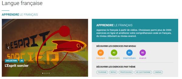 appendre le français